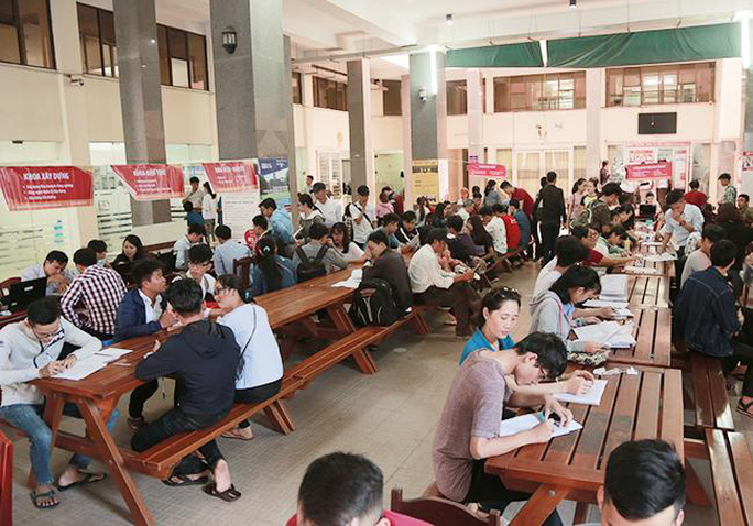 """Đại học Duy Tân cùng gói học bổng """"khủng"""" dành cho thí sinh điểm cao năm 2020 - Ảnh 2."""