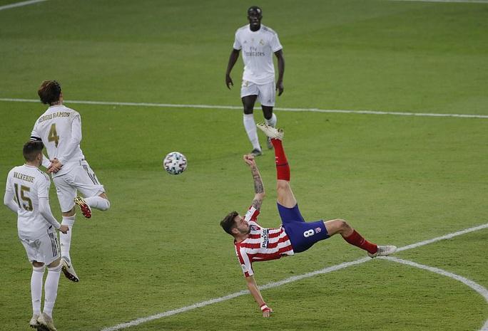 Thắng luân lưu nghẹt thở, Real Madrid đoạt Siêu cúp Tây Ban Nha - Ảnh 3.