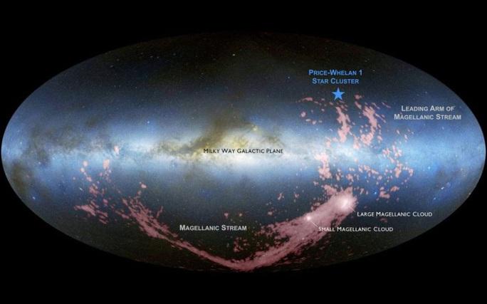 Phát hiện hàng ngàn vật thể lạ từ thiên hà khác bao vây chúng ta - Ảnh 1.