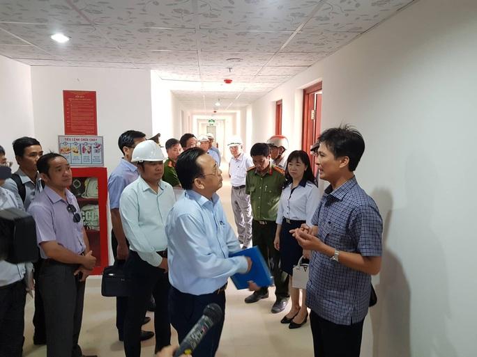 Phó Chủ tịch Khánh Hòa giám sát chặt dự án nhà xã hội Hoàng Quân Nha Trang - Ảnh 2.