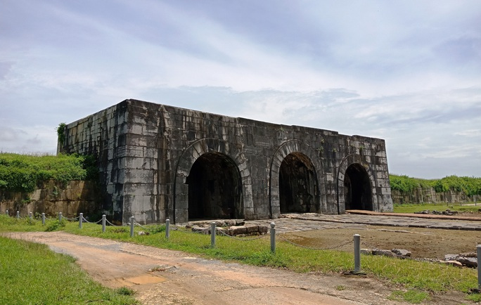 Kỳ bí công nghệ xây Thành nhà Hồ tồn tại hơn 620 năm - Ảnh 1.