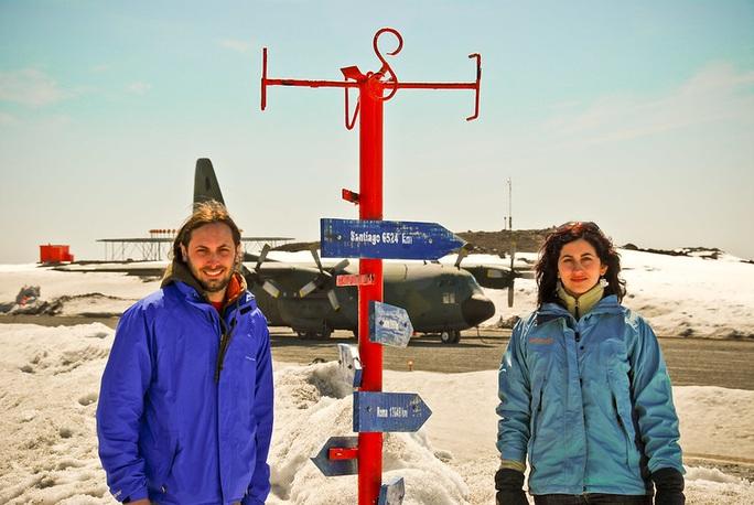 m9 2-2 Đi Nam Cực để thấy chúng ta quá sai lầm - Ảnh 2.