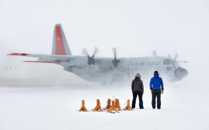 m9 2-2 Đi Nam Cực để thấy chúng ta quá sai lầm - Ảnh 3.