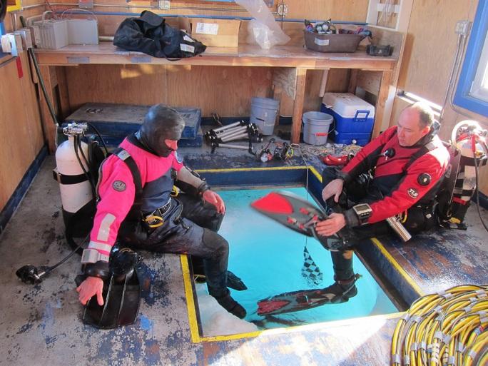 m9 2-2 Đi Nam Cực để thấy chúng ta quá sai lầm - Ảnh 13.