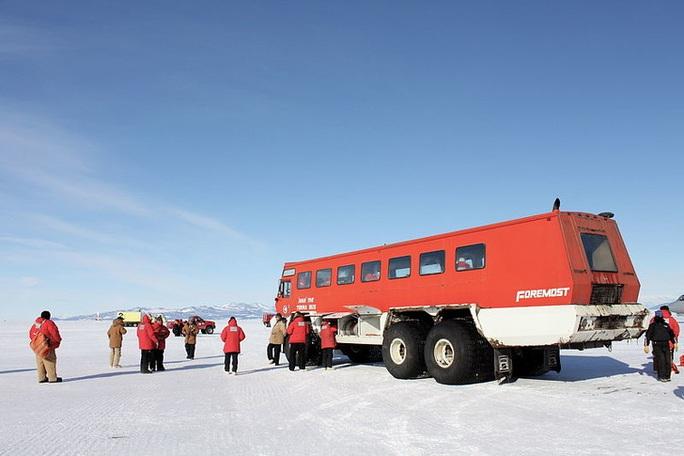 m9 2-2 Đi Nam Cực để thấy chúng ta quá sai lầm - Ảnh 7.