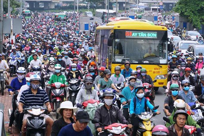 Năm 2019, dân số Việt Nam tăng thêm 1,5 triệu người - Ảnh 1.