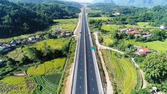 Chính thức khai thác tuyến cao tốc Bắc Giang - Lạng Sơn - Ảnh 1.