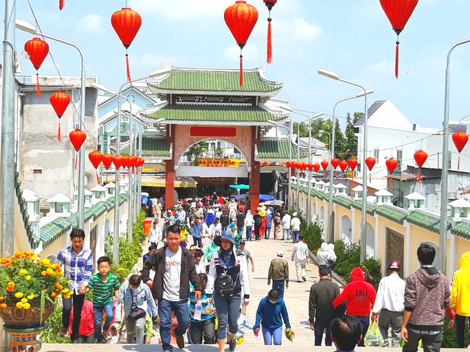 Châu Đốc hướng tới thành phố du lịch thông minh - Ảnh 2.