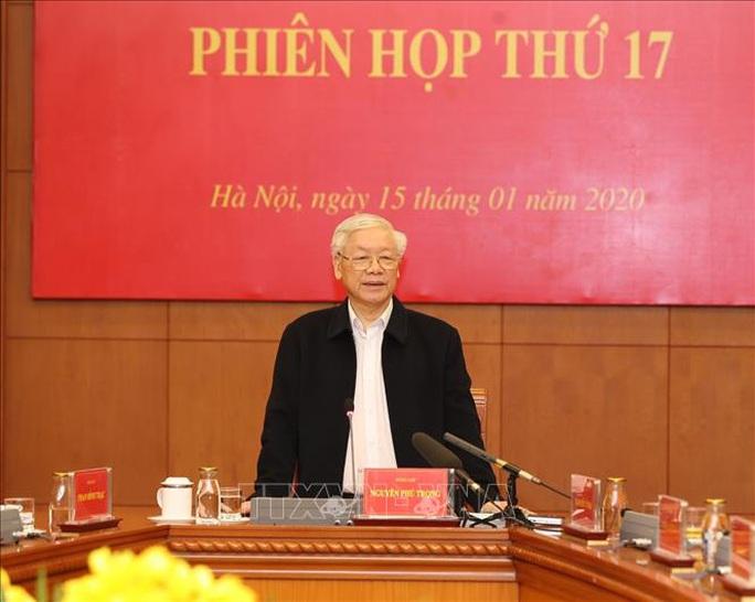 Tổng Bí thư, Chủ tịch nước: Không vì Đại hội XIII mà chống tham nhũng chùng lại - Ảnh 3.