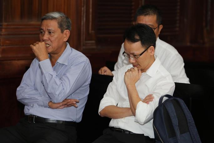3 cấp dưới đồng loạt kháng cáo dù ông Nguyễn Hữu Tín chấp nhận bản án - Ảnh 1.