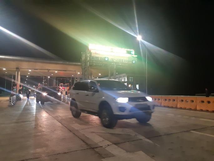 Chính thức khai thác tuyến cao tốc Bắc Giang - Lạng Sơn - Ảnh 3.