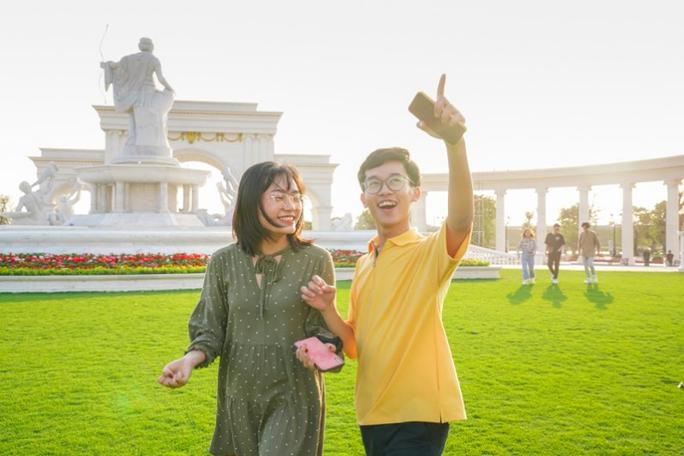 Khánh thành trường đại học ngàn tỉ có tham vọng trở thành trường hàng đầu thế giới - Ảnh 5.