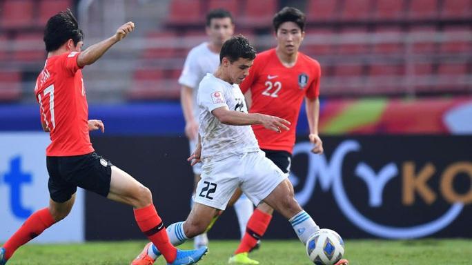 Iran gây sốc khi trở thành ông lớn tiếp theo bị loại khỏi VCK U23 châu Á 2020 - Ảnh 1.