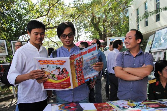 800 ấn phẩm tham dự Hội Báo xuân Canh Tý 2020 TP Đà Nẵng - Ảnh 4.