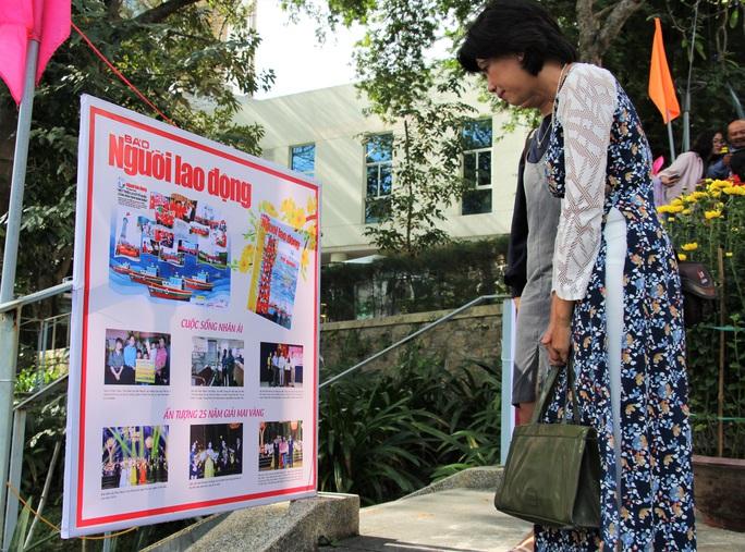 800 ấn phẩm tham dự Hội Báo xuân Canh Tý 2020 TP Đà Nẵng - Ảnh 3.
