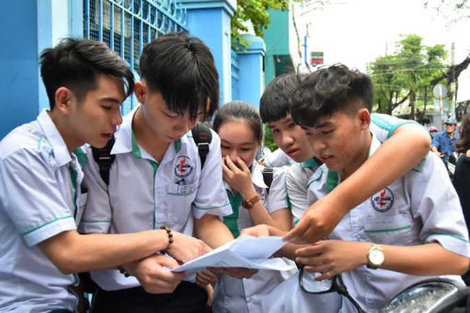 Thay đổi quan trọng trong thi và tuyển sinh 2020 - Ảnh 1.