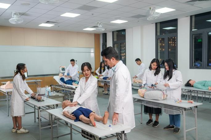Cận cảnh trường đại học ngàn tỉ đẳng cấp 5 sao đầu tiên tại Việt Nam - Ảnh 19.
