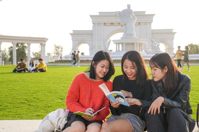 Cận cảnh trường đại học ngàn tỉ đẳng cấp 5 sao đầu tiên tại Việt Nam - Ảnh 21.