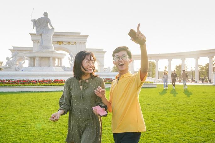 Cận cảnh trường đại học ngàn tỉ đẳng cấp 5 sao đầu tiên tại Việt Nam - Ảnh 22.