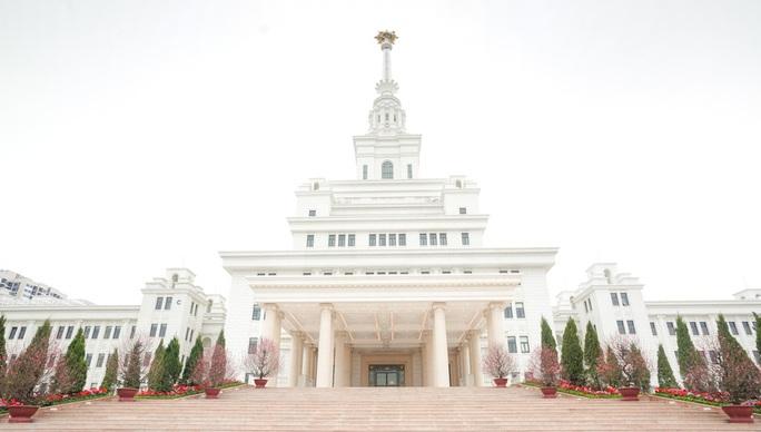 Cận cảnh trường đại học ngàn tỉ đẳng cấp 5 sao đầu tiên tại Việt Nam - Ảnh 6.