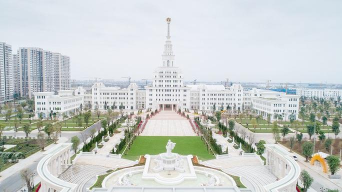 Cận cảnh trường đại học ngàn tỉ đẳng cấp 5 sao đầu tiên tại Việt Nam - Ảnh 4.