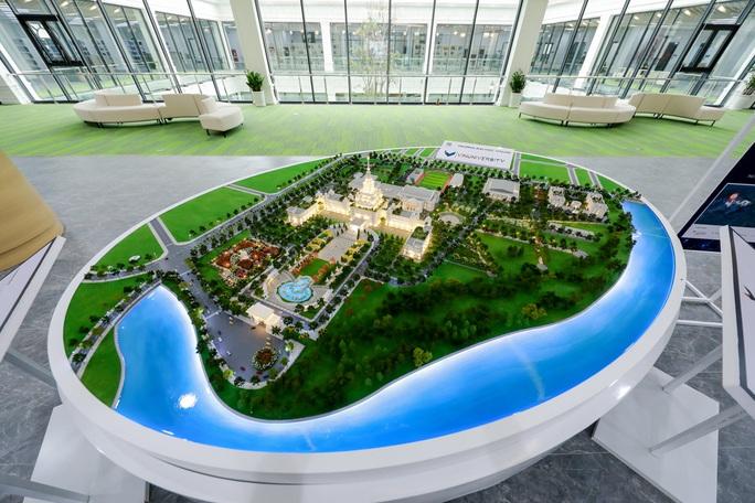 Cận cảnh trường đại học ngàn tỉ đẳng cấp 5 sao đầu tiên tại Việt Nam - Ảnh 9.