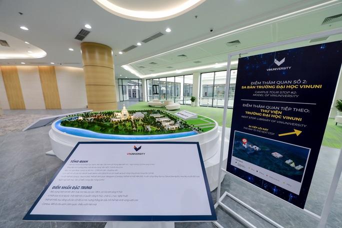 Cận cảnh trường đại học ngàn tỉ đẳng cấp 5 sao đầu tiên tại Việt Nam - Ảnh 8.