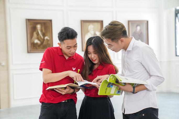 Cận cảnh trường đại học ngàn tỉ đẳng cấp 5 sao đầu tiên tại Việt Nam - Ảnh 18.