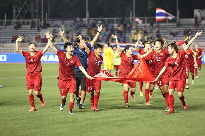 Bị tố xù tiền thưởng đội tuyển bóng đá nữ Việt Nam, công ty Đức Giang nói gì? - Ảnh 1.