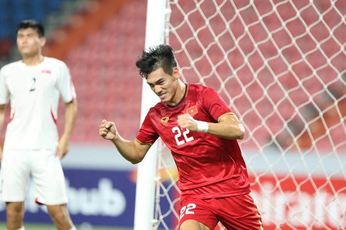 HLV Park Hang-seo nói gì sau thất bại của U23 Việt Nam trước Triều Tiên? - Ảnh 1.
