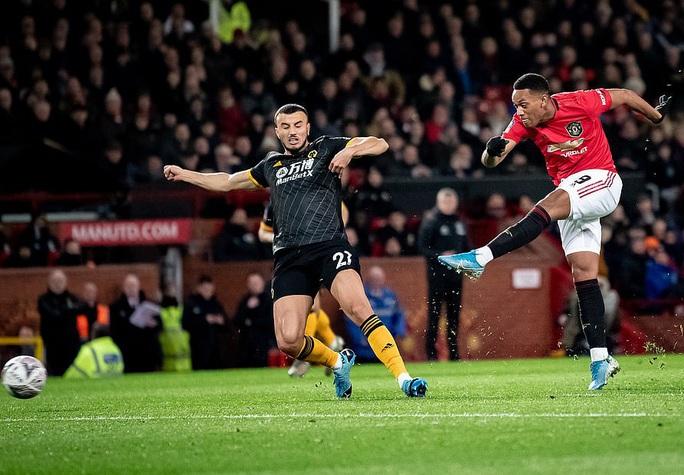 Người hùng Juan Mata đưa Man United vượt vòng 3 FA Cup - Ảnh 1.