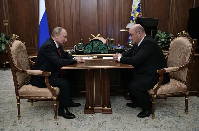 Ông Putin chuẩn bị cho tương lai? - Ảnh 1.