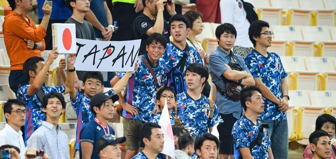Hòa Nhật Bản, chủ nhà World Cup 2022 bị loại khỏi Giải U23 châu Á - Ảnh 2.