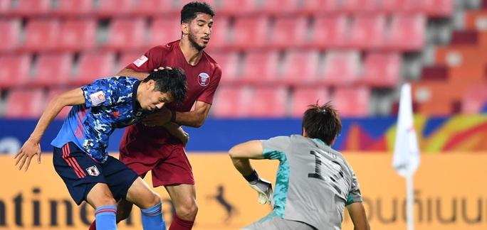 Hòa Nhật Bản, chủ nhà World Cup 2022 bị loại khỏi Giải U23 châu Á - Ảnh 8.