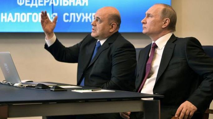 Cải cách hiến pháp, Tổng thống Putin tính đường xa - Ảnh 1.