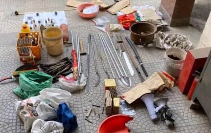 Bộ Công an cảnh báo việc gửi tiền tài trợ cho nhóm gây rối ở Đồng Tâm - Ảnh 1.