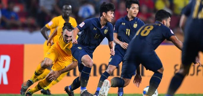 Bóng đá Thái Lan muốn tạo kỳ tích - Ảnh 1.
