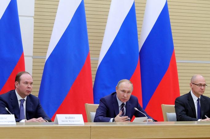 Đằng sau cơn địa chấn chính trị ở Nga - Ảnh 1.