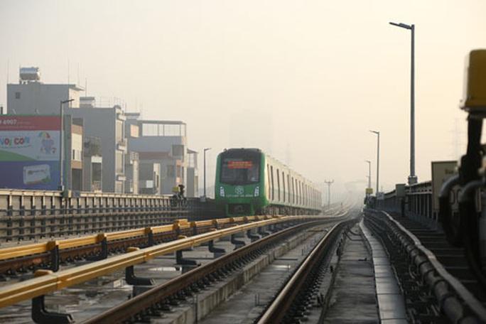 Đường sắt Cát Linh - Hà Đông: Tổng thầu chưa cung cấp hồ sơ thi công, thiết kế - Ảnh 1.
