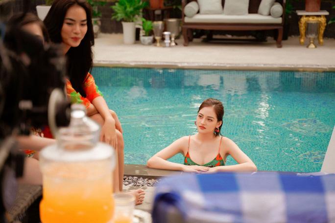 Ninh Dương Lan Ngọc đọ bikini cùng mỹ nhân Việt - Ảnh 17.