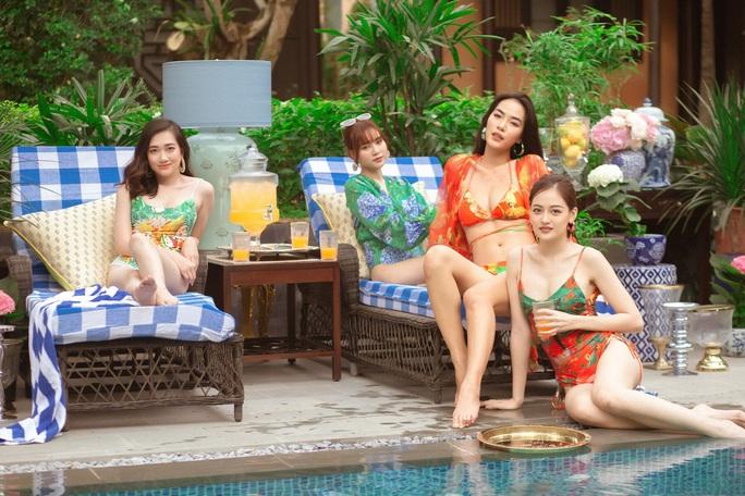 Ninh Dương Lan Ngọc đọ bikini cùng mỹ nhân Việt - Ảnh 8.