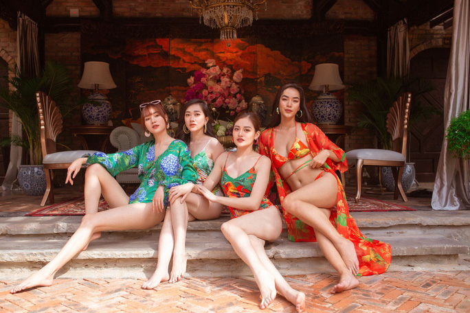 Ninh Dương Lan Ngọc đọ bikini cùng mỹ nhân Việt - Ảnh 11.
