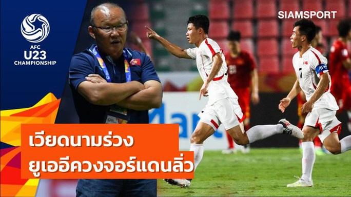 Báo chí châu Á bình luận: U23 Việt Nam xứng đáng về nước! - Ảnh 2.