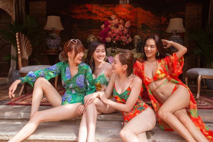 Ninh Dương Lan Ngọc đọ bikini cùng mỹ nhân Việt - Ảnh 10.