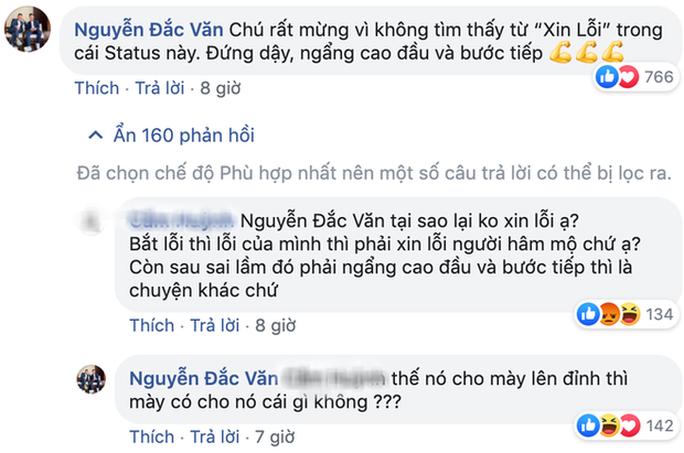 Người đại diện của Bùi Tiến Dũng lại bị chỉ trích khi ủng hộ thủ môn U23 Việt Nam không xin lỗi CĐV - Ảnh 2.