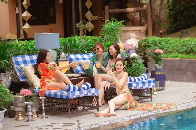 Ninh Dương Lan Ngọc đọ bikini cùng mỹ nhân Việt - Ảnh 7.