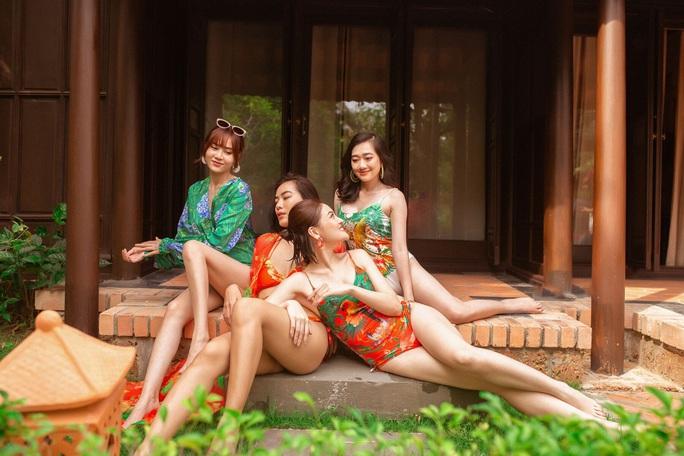 Ninh Dương Lan Ngọc đọ bikini cùng mỹ nhân Việt - Ảnh 9.