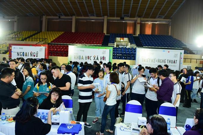 Trường ĐH Hoa Sen tuyển 3.500 chỉ tiêu, mở 6 ngành mới - Ảnh 1.