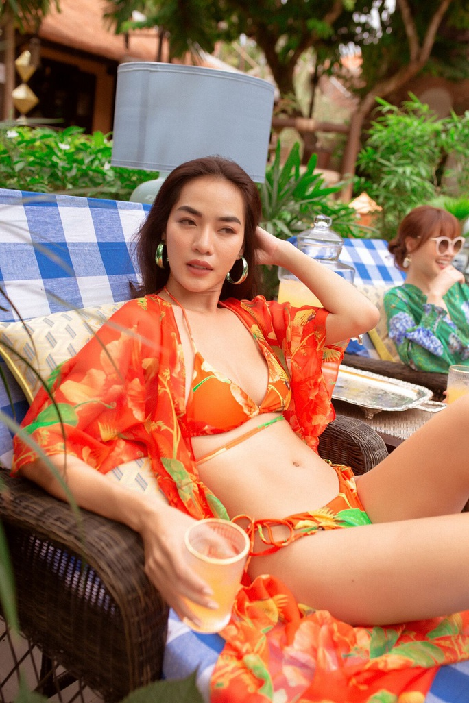 Ninh Dương Lan Ngọc đọ bikini cùng mỹ nhân Việt - Ảnh 5.