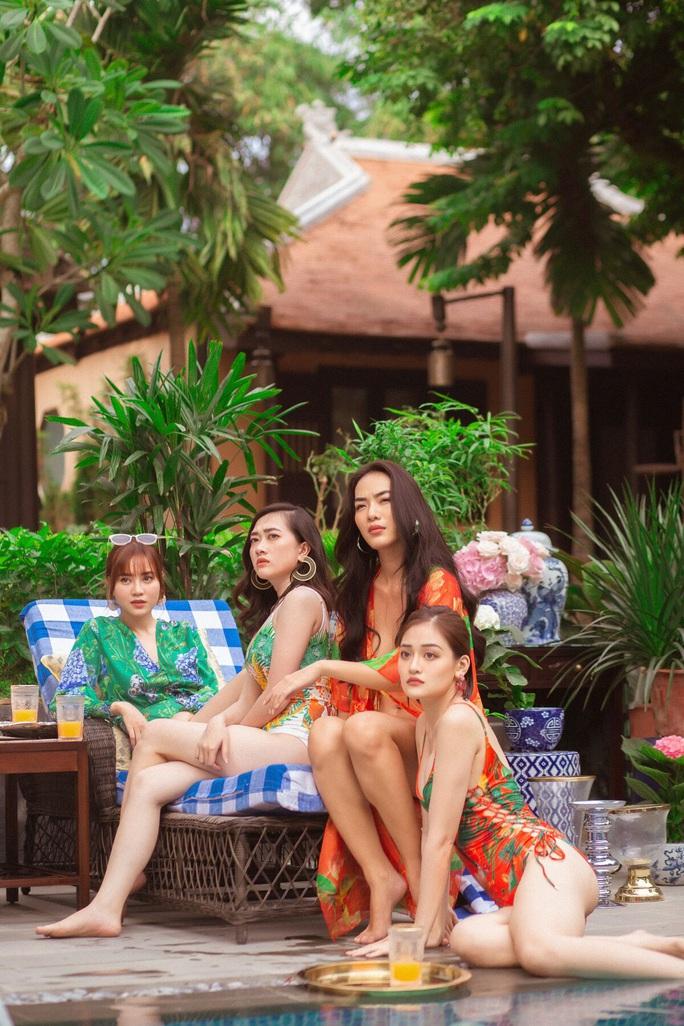 Ninh Dương Lan Ngọc đọ bikini cùng mỹ nhân Việt - Ảnh 6.